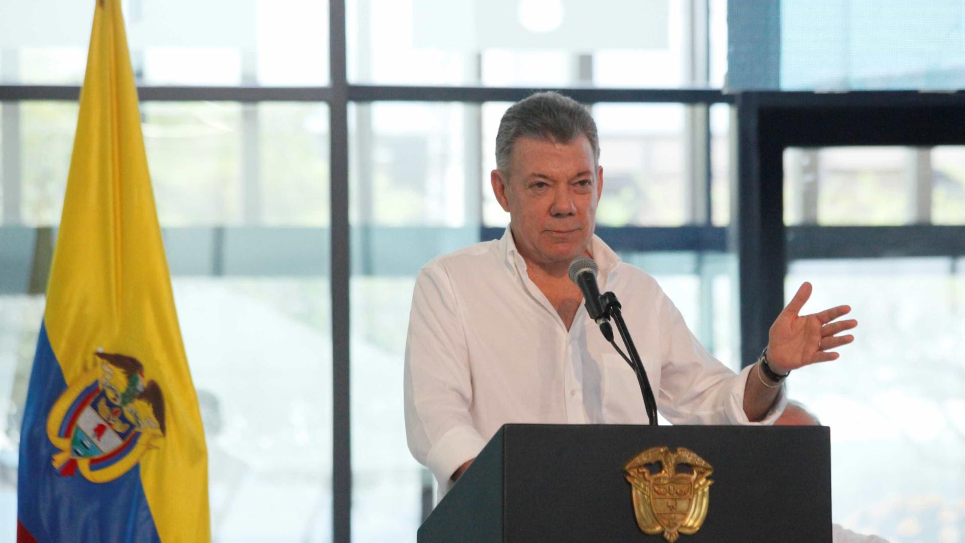 Colômbia reconhece Palestina, mas novo governo revisará