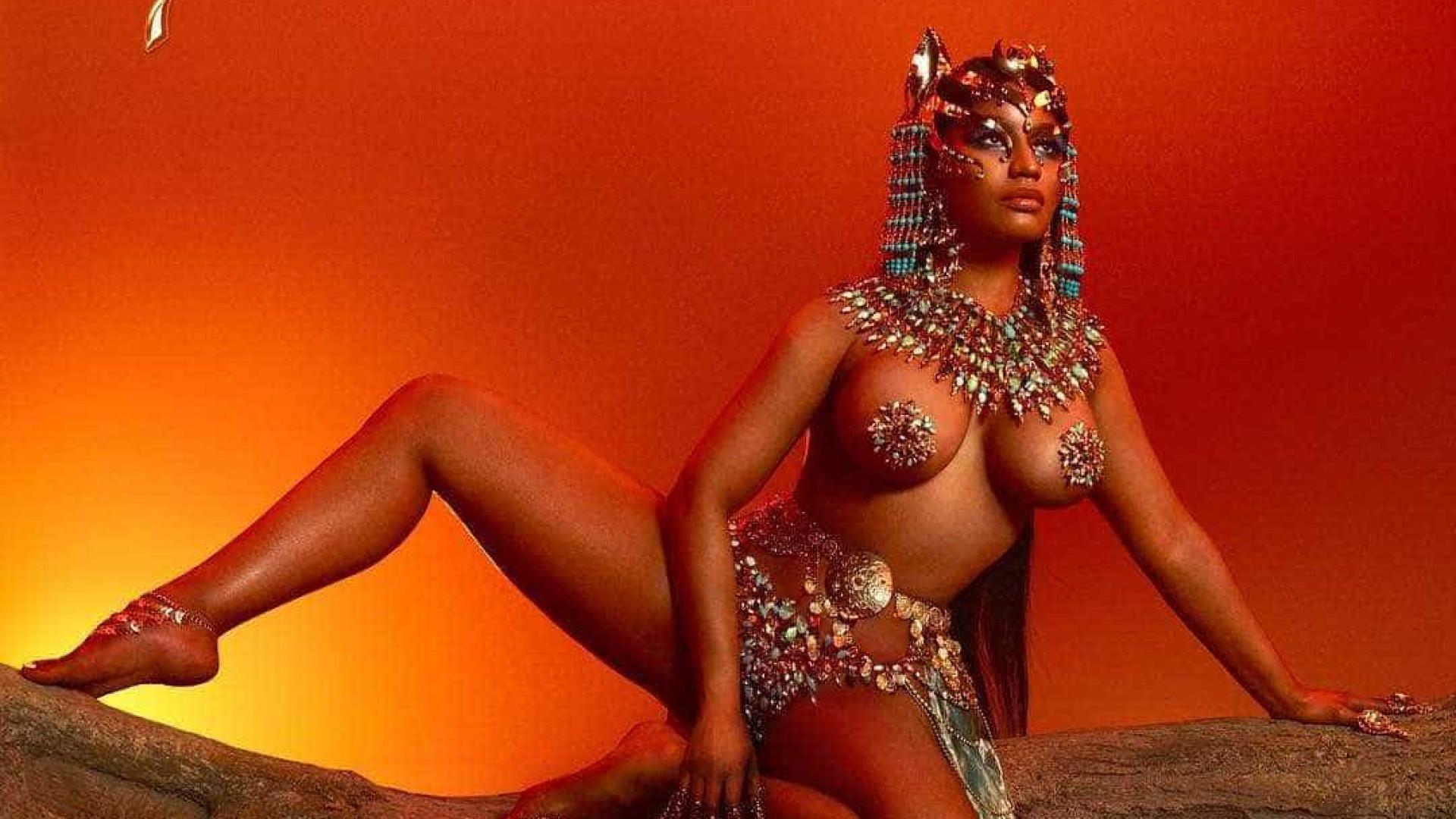 Nicki Minaj lança novo disco: 'Queen'