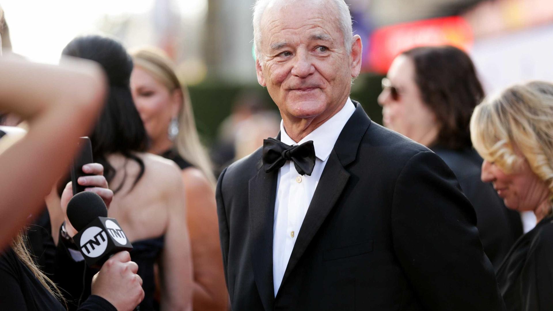 Fotógrafo acusa Bill Murray de tê-lo agredido em restaurante nos EUA