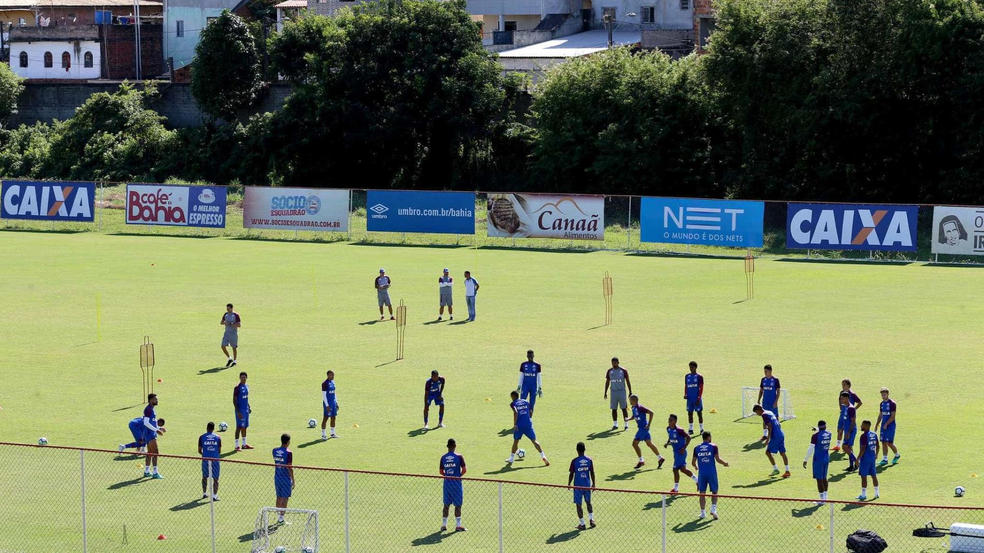 Bahia recebe América-MG no embalo da classificação na Sul-Americana