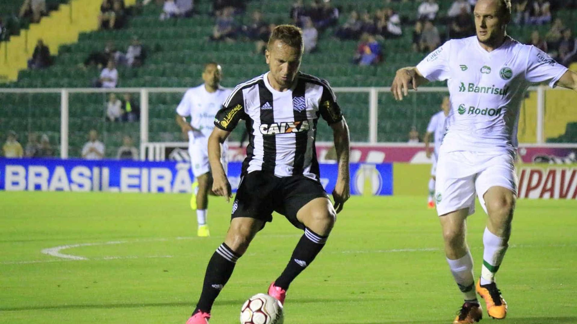 Juventude e Figueirense ficam no empate na 20ª rodada da Série B