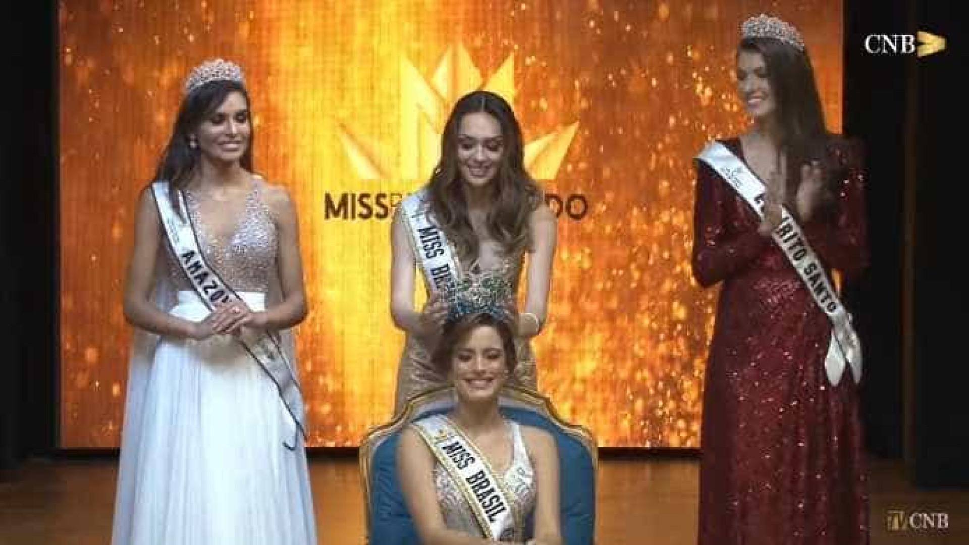 Piauí vence Miss Brasil Mundo 2018 e leva título pela primeira vez