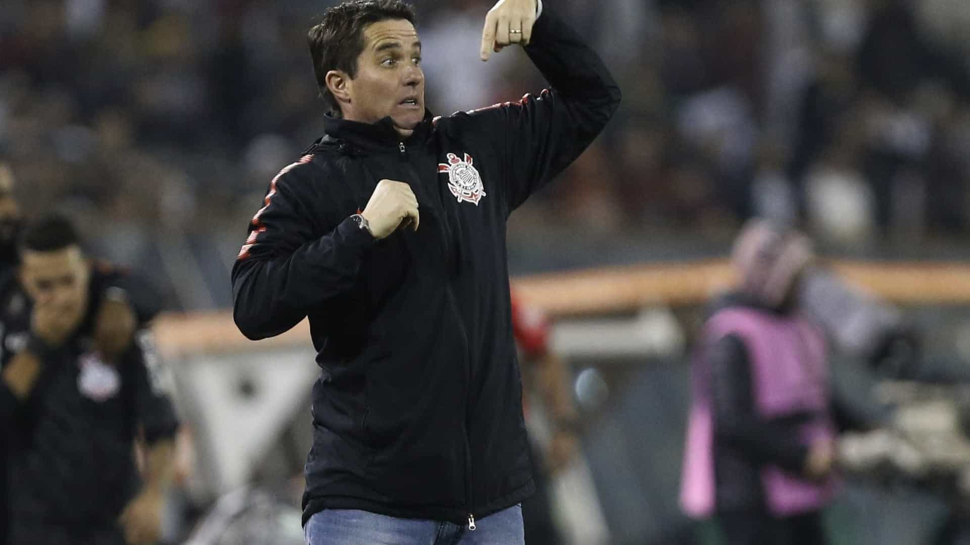 Corinthians tem volta de titulares para novo duelo contra a Chapecoense