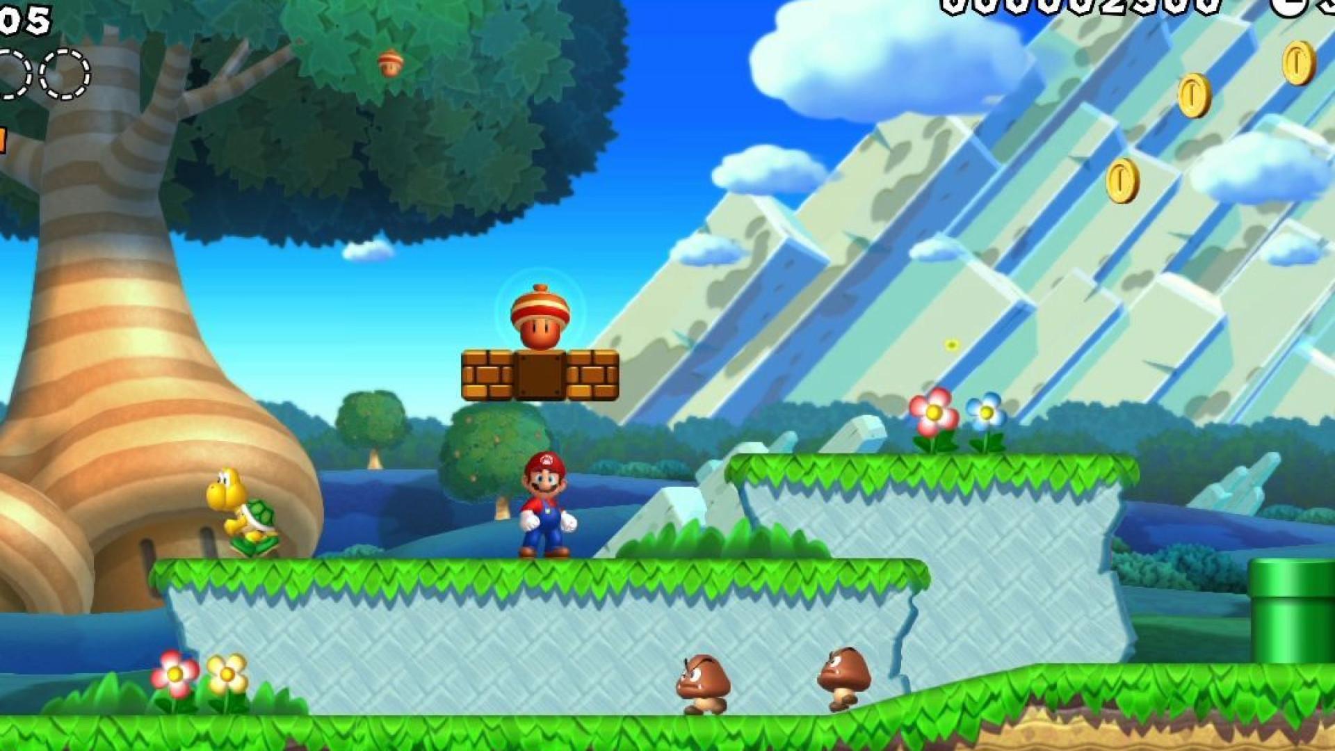 Nintendo Switch pode ganhar mais um 'Super Mario' em breve