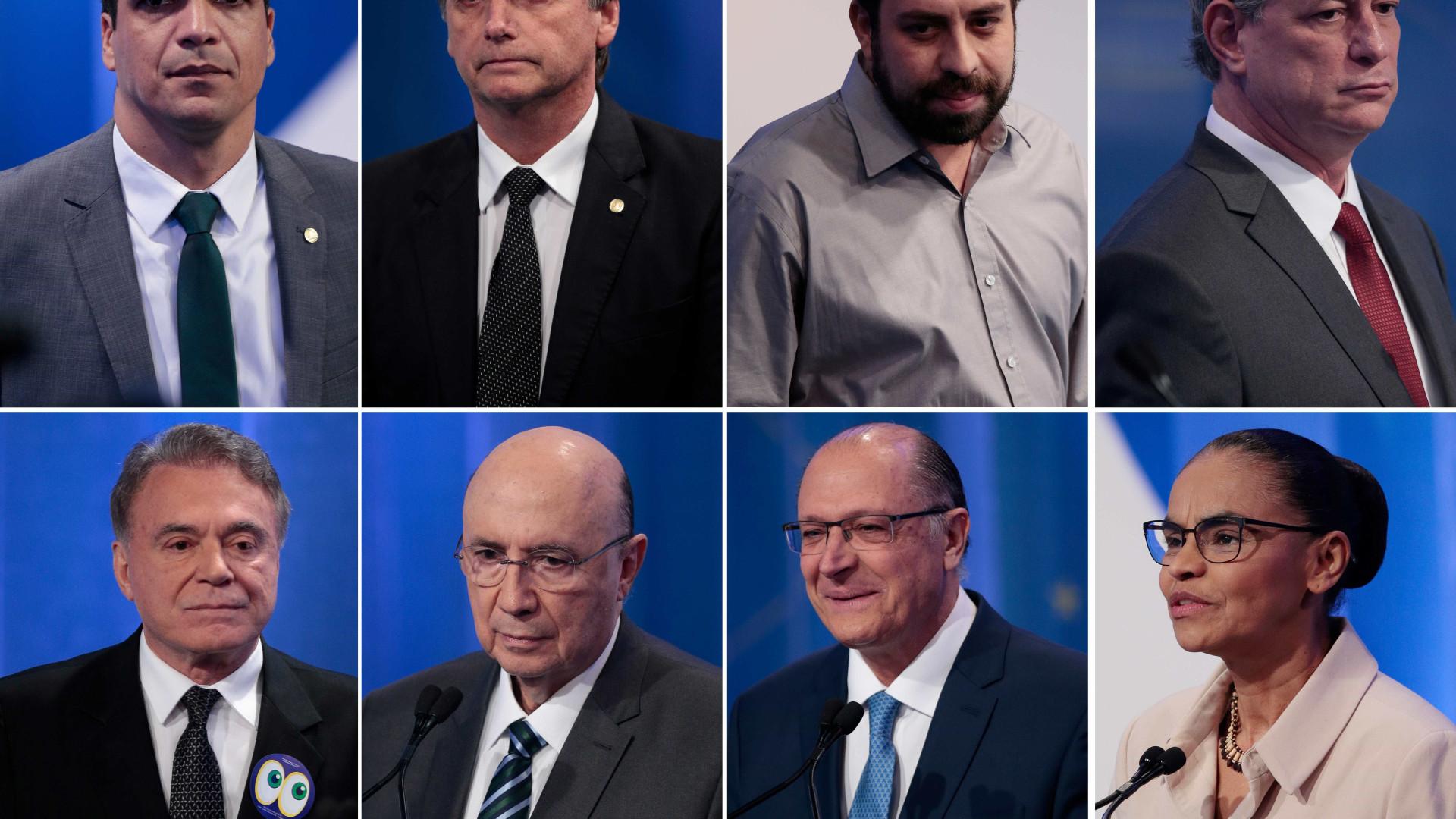 Risco Brasil dobra em 2018 com indefinição eleitoral