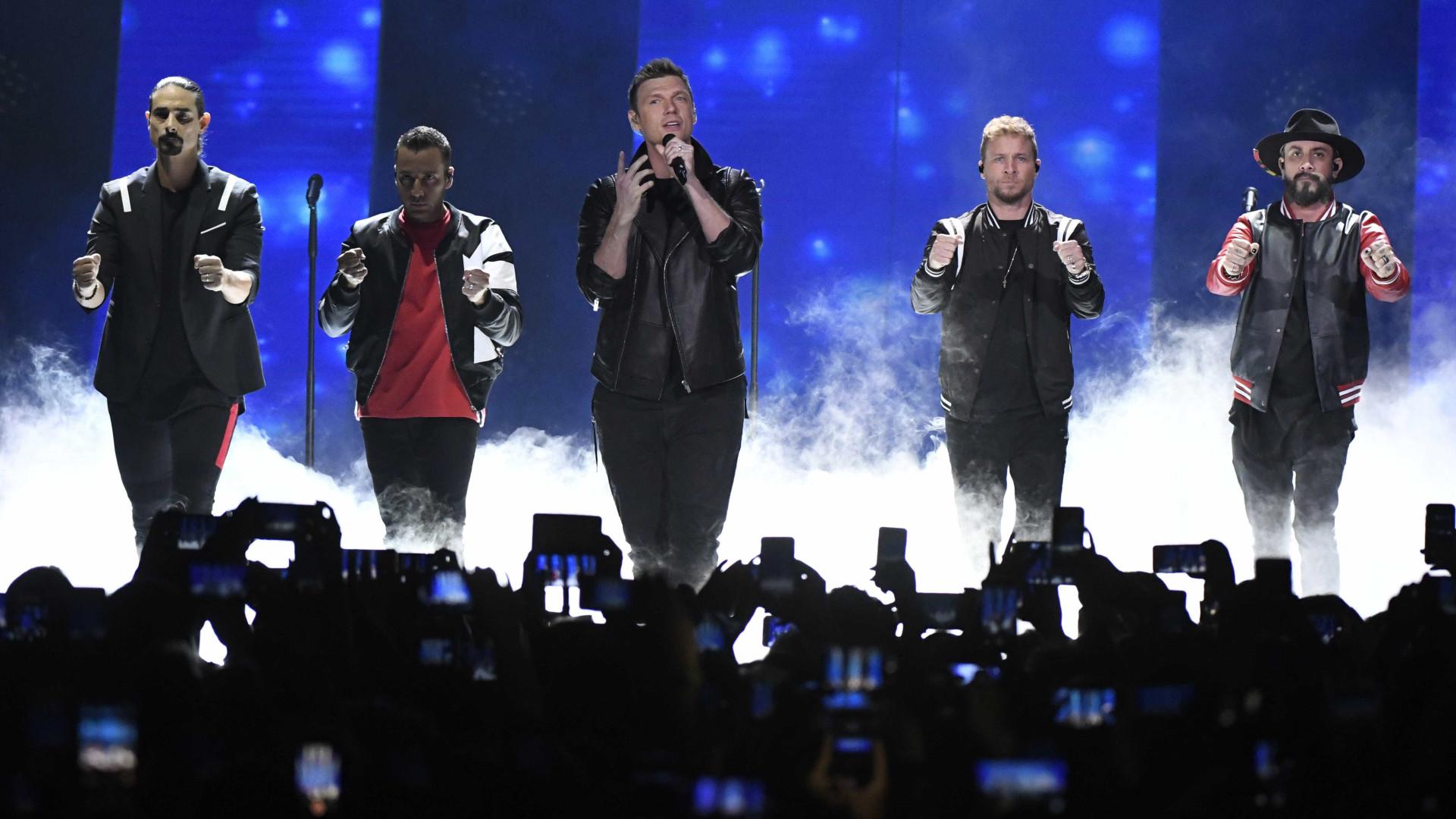 Acidente em show dos Backstreet Boys, nos EUA, deixa vários feridos