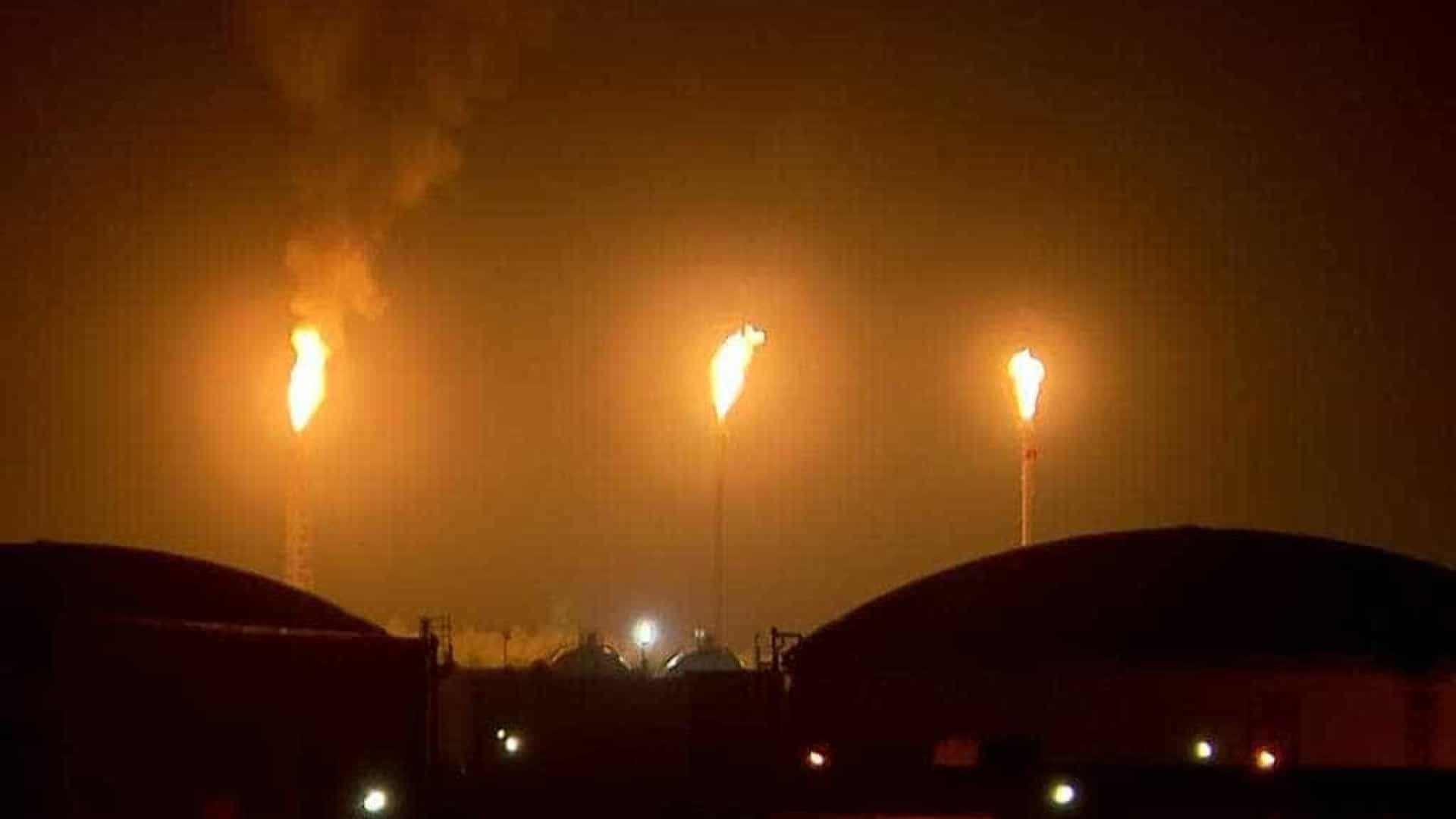 Incêndio atinge refinaria da Petrobras em São Paulo