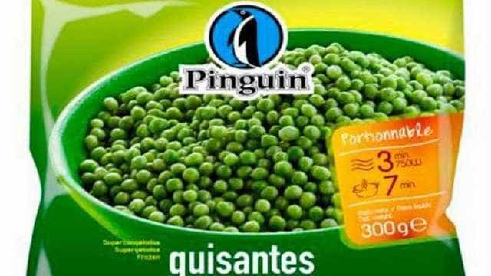 Anvisa suspende venda de vegetais congelados