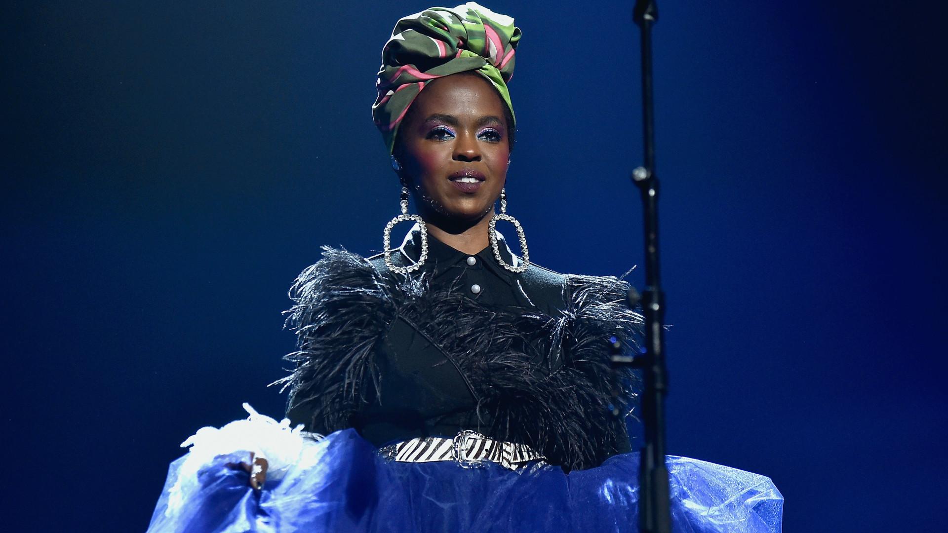 Lauryn Hill fará show em São Paulo em maio de 2019