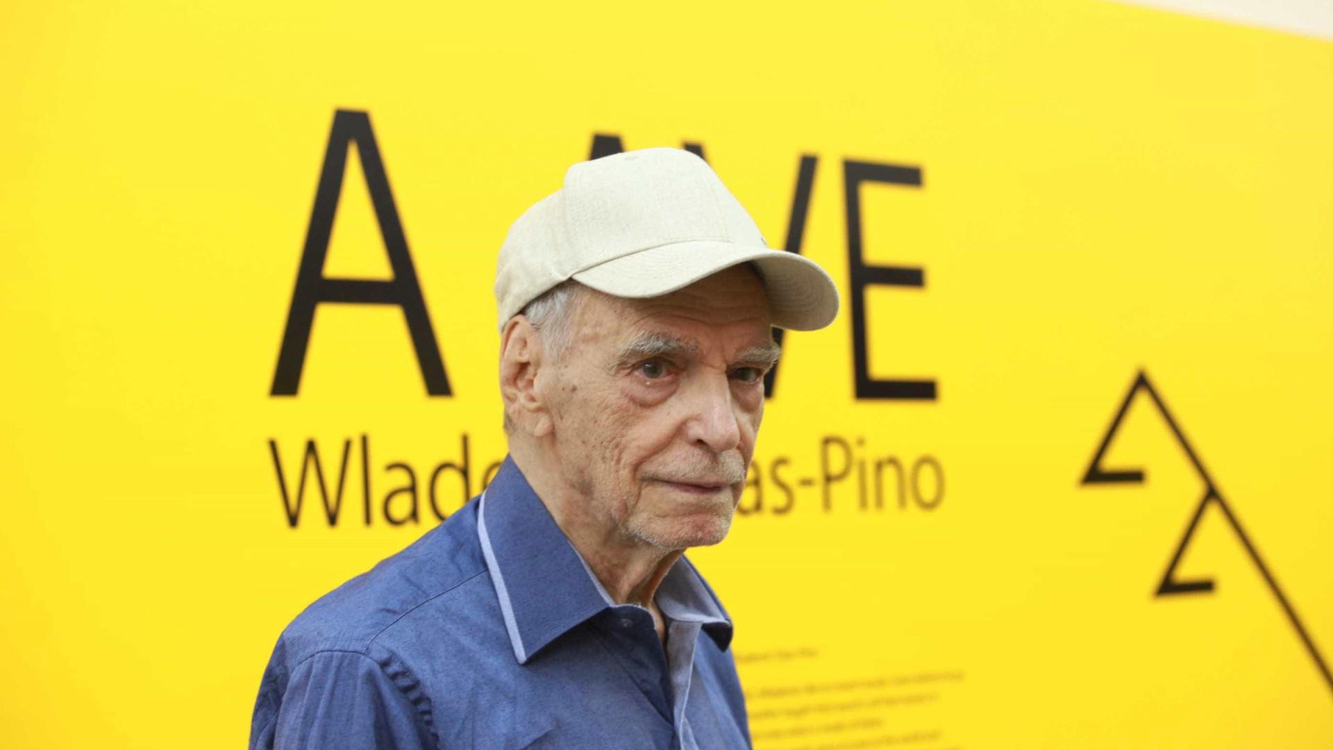 Morre o poeta e artista visual Wlademir Dias-Pino, aos 91 anos