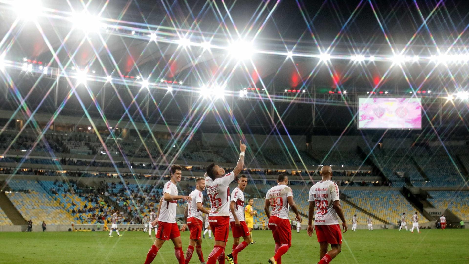 Inter lidera chance de título com 50,9%; Palmeiras é o segundo