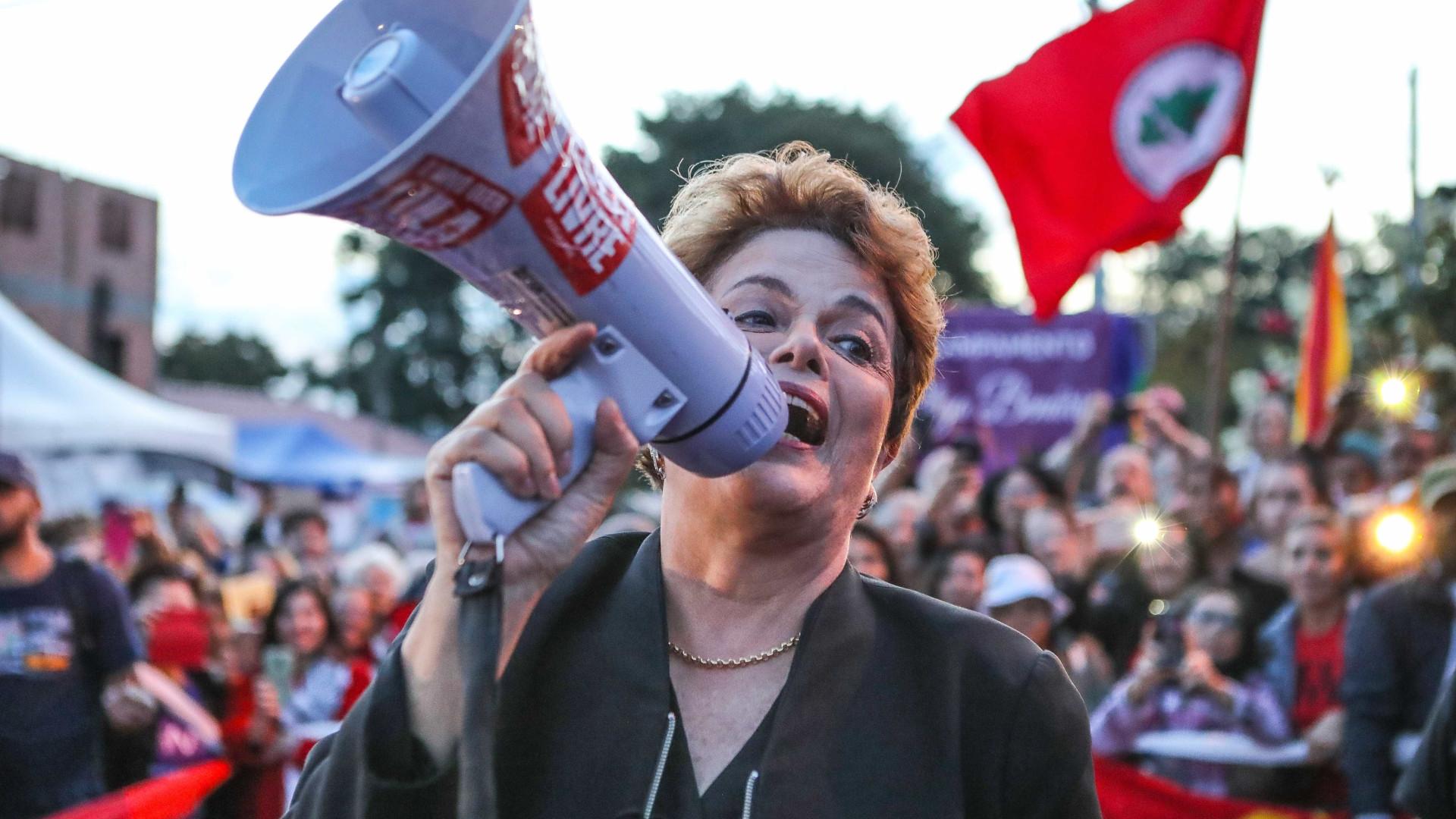 Dilma não está inelegível e pode disputar Senado, diz Justiça Eleitoral