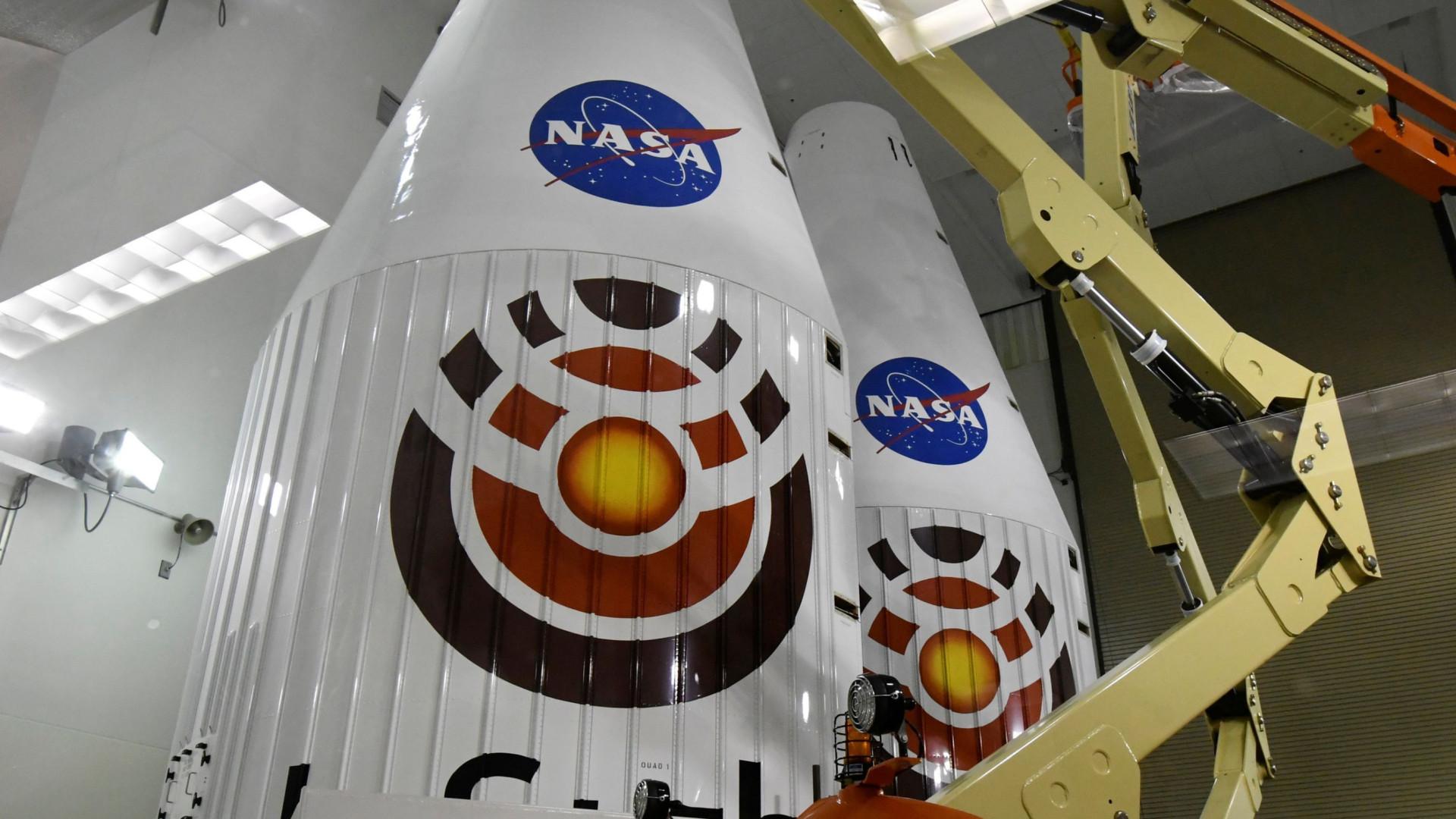 Nasa pode recorrer a patrocínios para reduzir custos de lançamentos