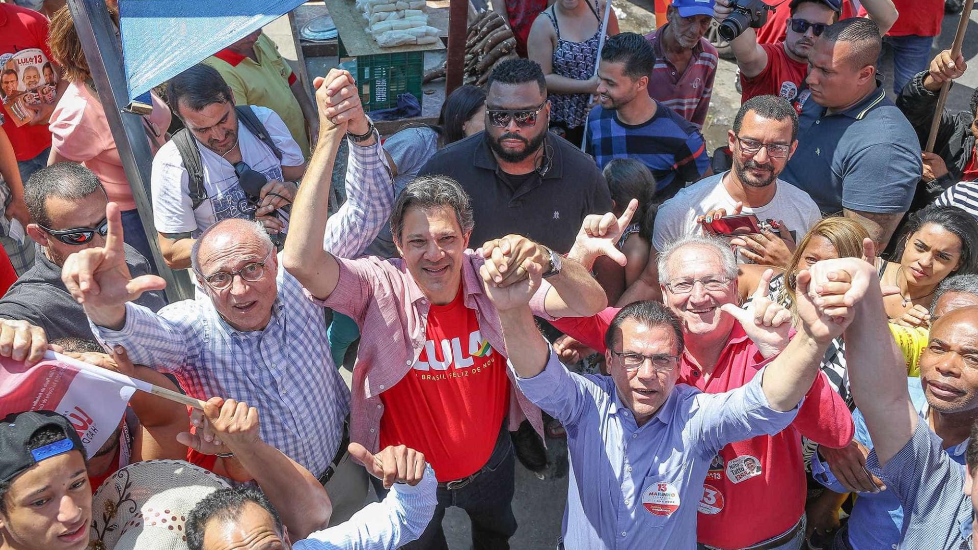 Após ataque a Bolsonaro, PT triplica seguranças que acompanham Haddad