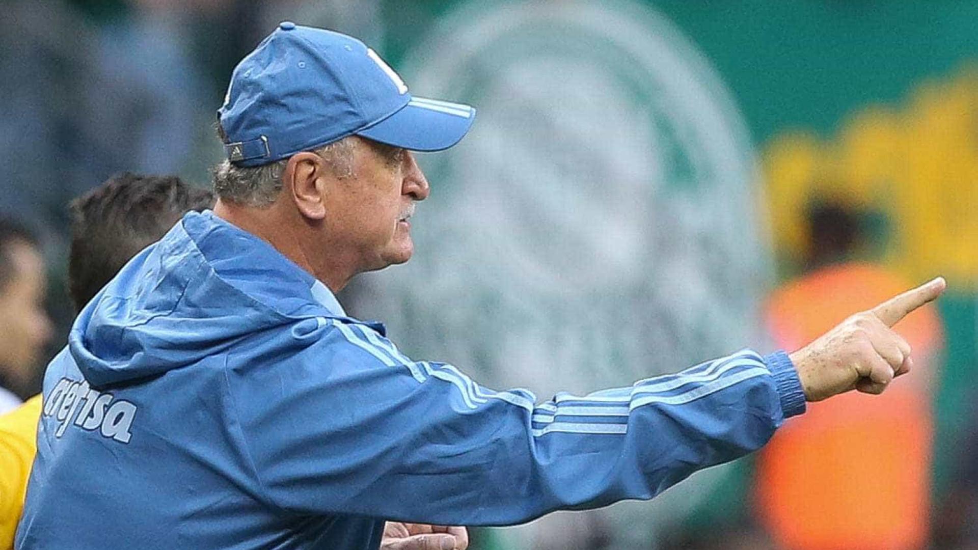 Árbitro relata que Felipão foi expulso porque o mandou 'tomar no c...'