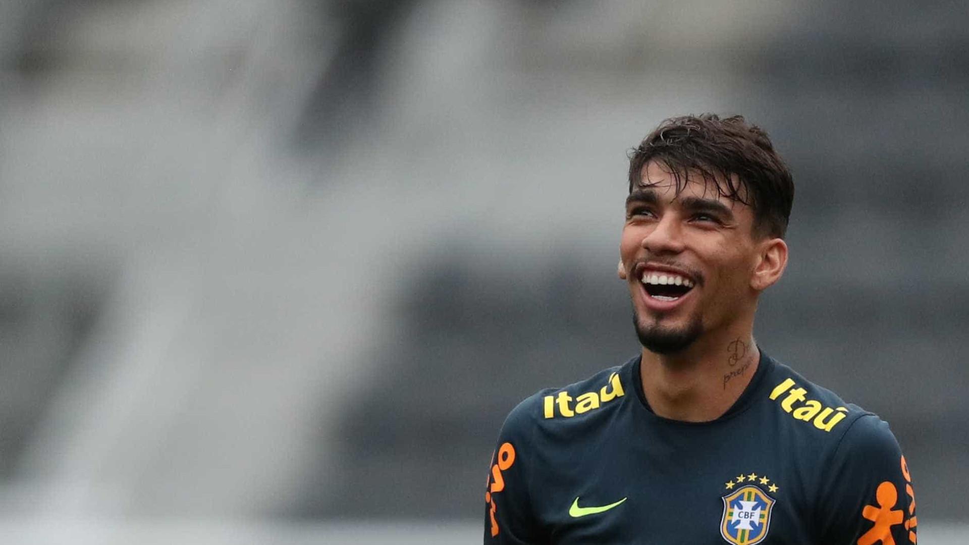 Barcelona está interessado em Paquetá, meia do Flamengo da seleção