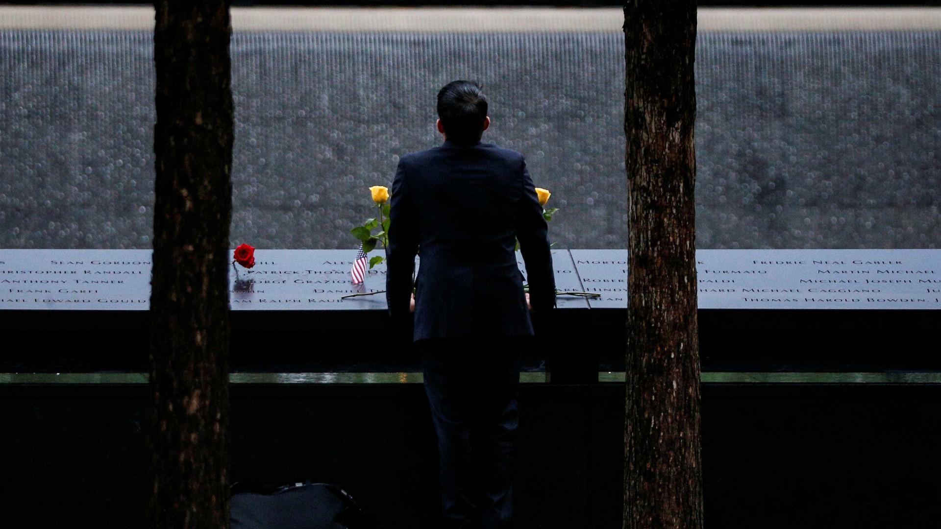 EUA relembram 17 anos dos atentados de 11 de setembro