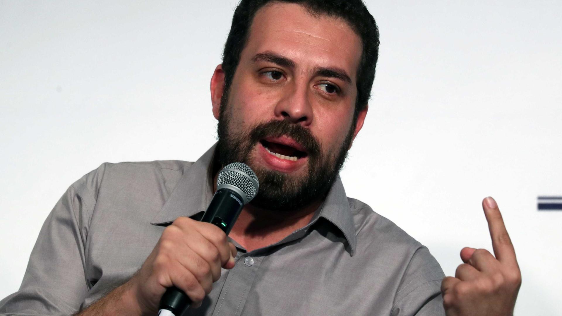 Twitter faz rodada de perguntas e respostas com Guilherme Boulos