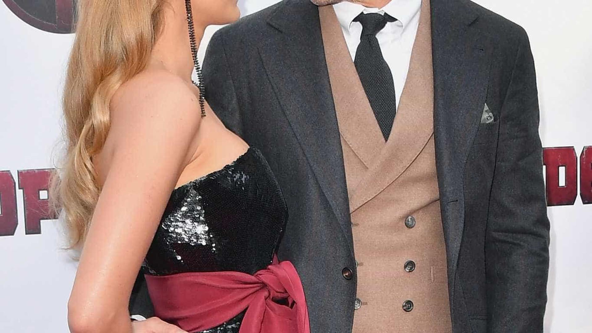 Blake Lively revela como comemorou aniversário de casamento