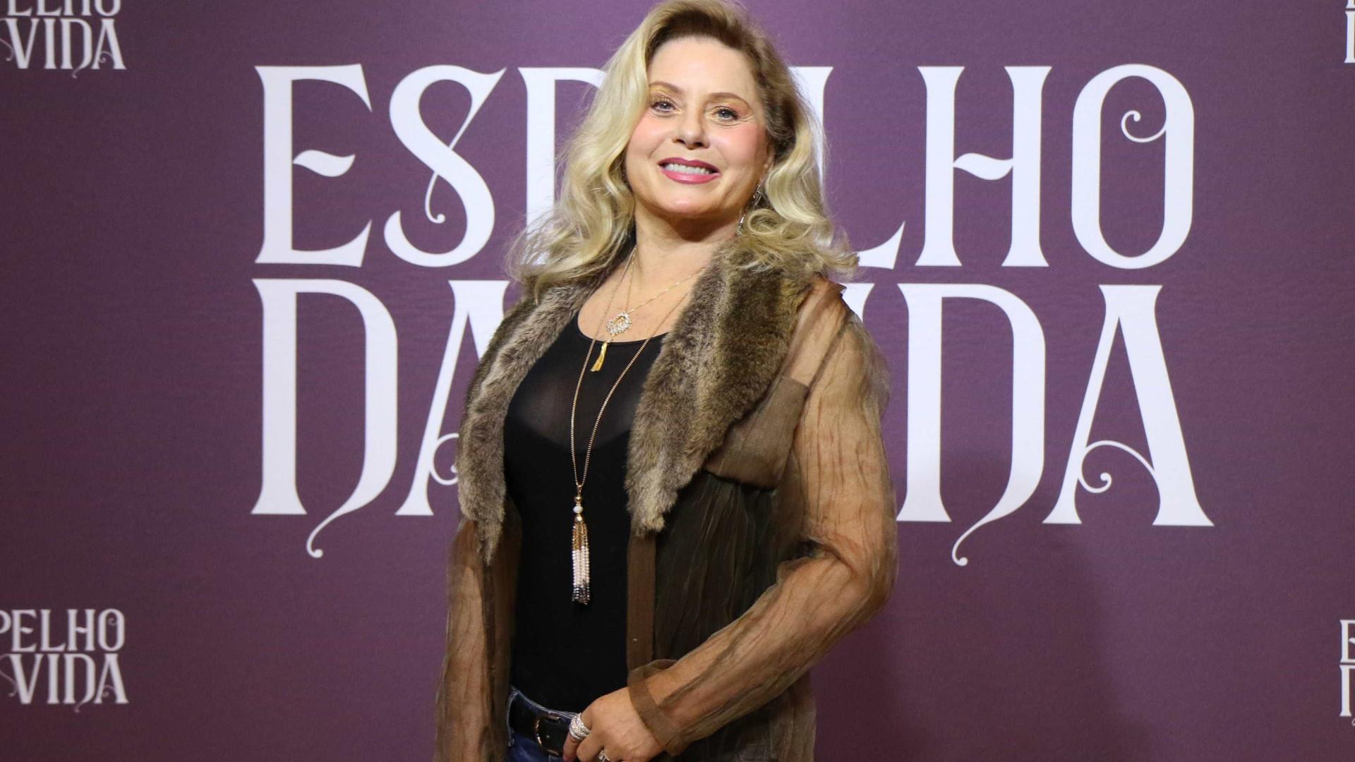 Vera Fischer e Felipe Camargo voltam a atuar juntos após 24 anos