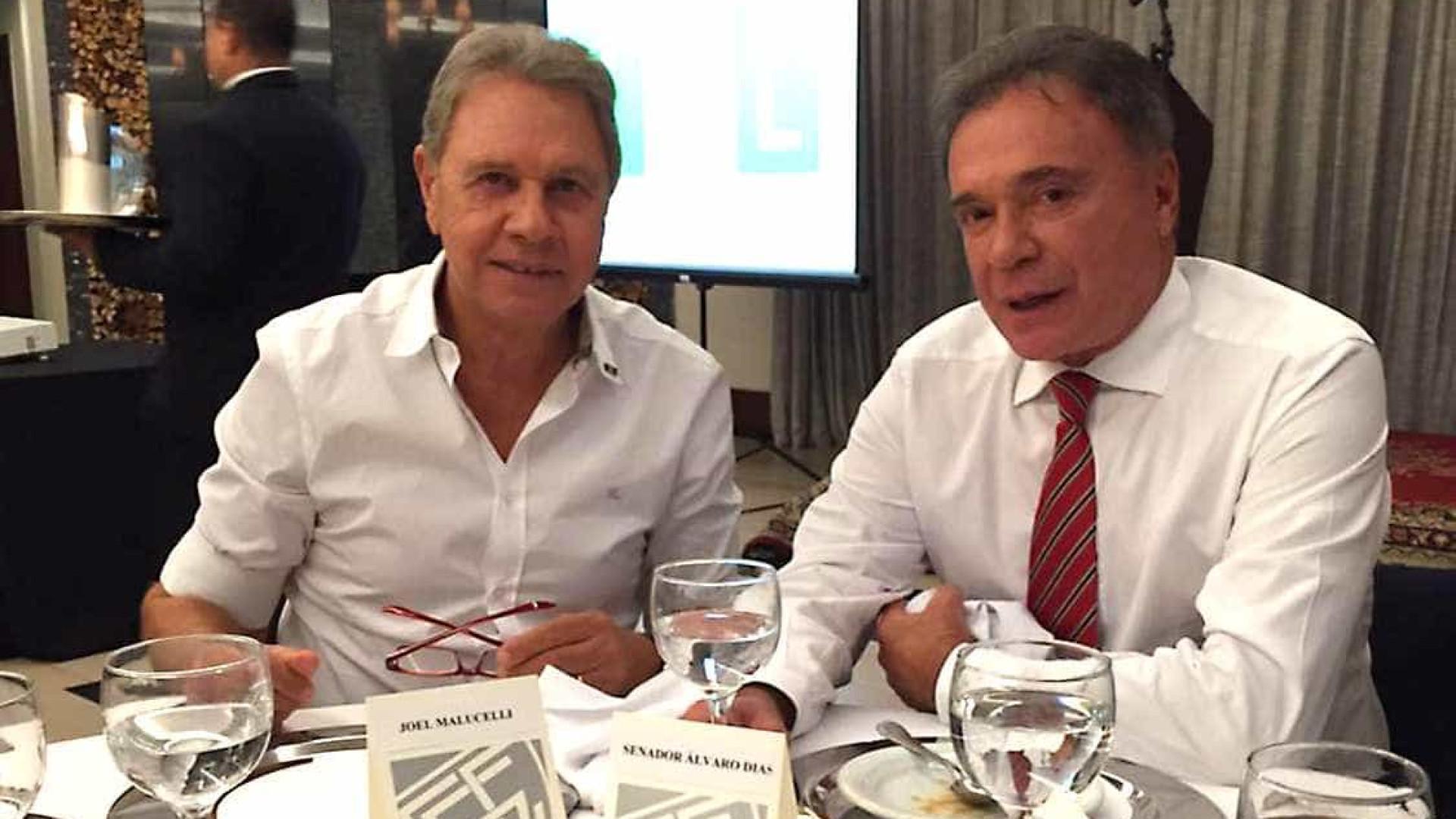 Suplente de Alvaro Dias, empresário Joel Malucelli se entrega no Paraná