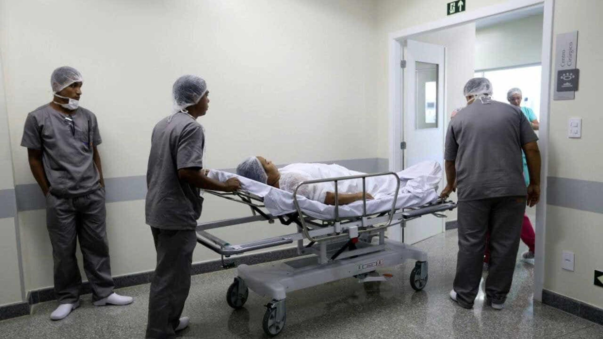 Mais de 82% dos atendimentos de emergência são problemas cardiológicos