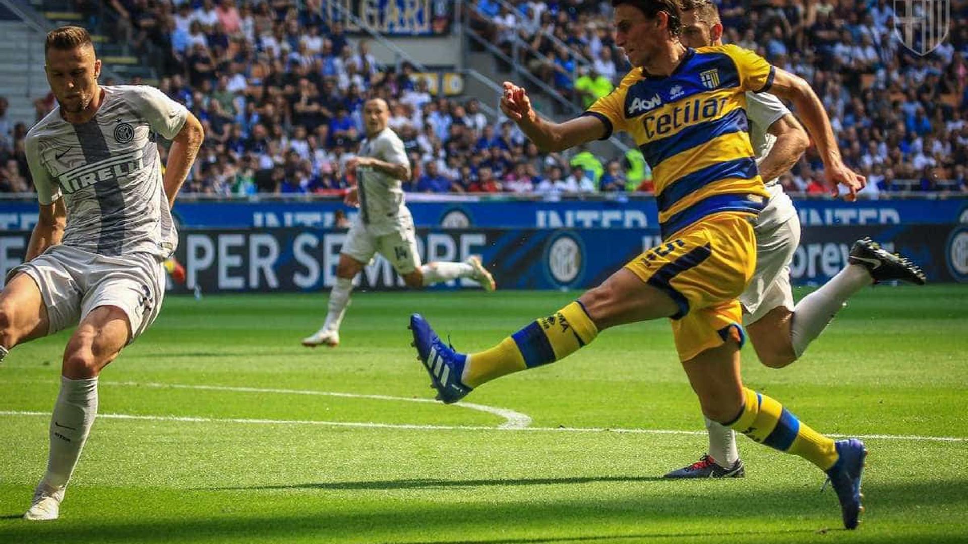Recém-promovido, Parma derrota Inter em pleno San Siro