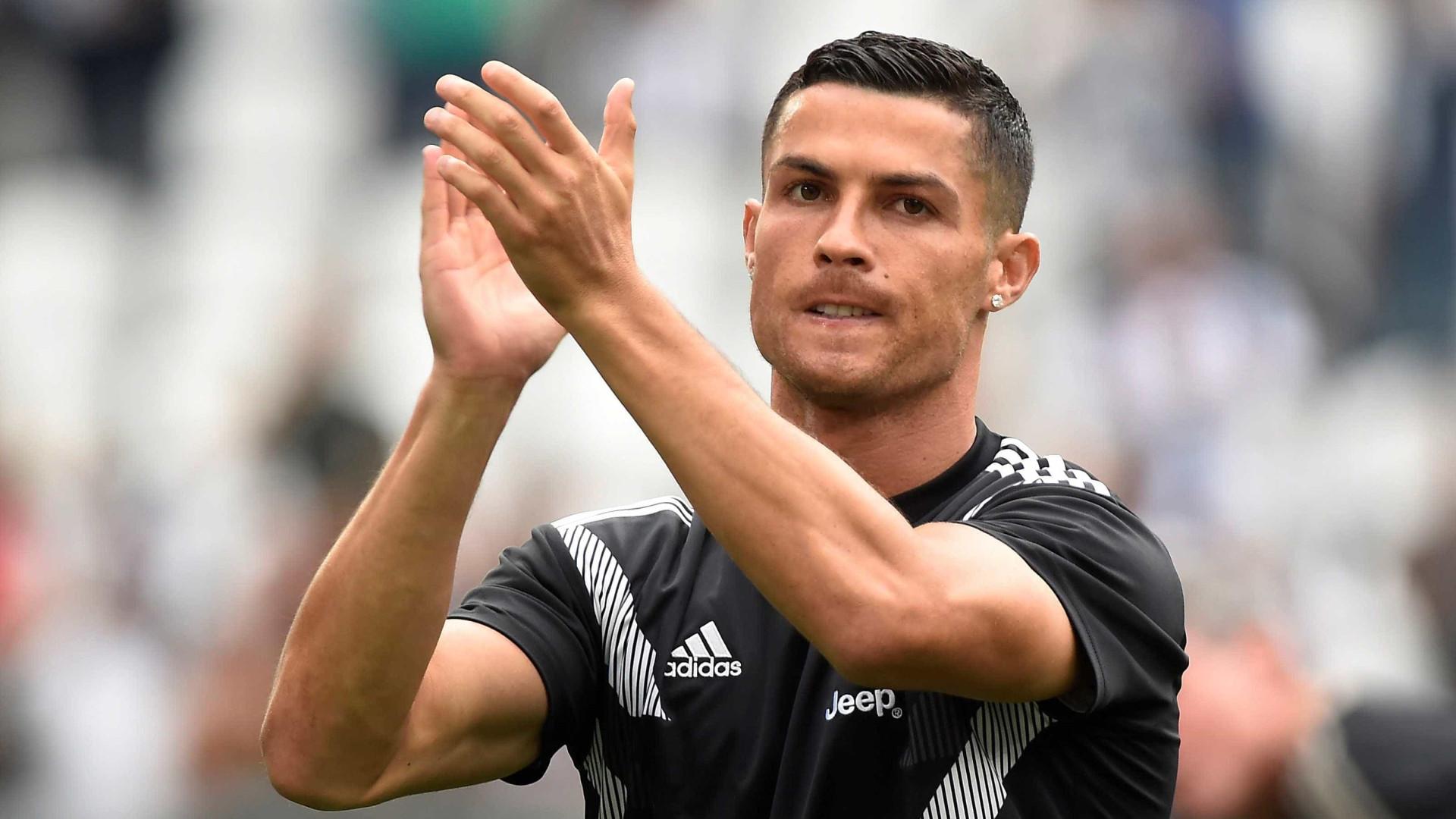 Em jejum de gols, CR7 luta contra marca negativa na Juventus