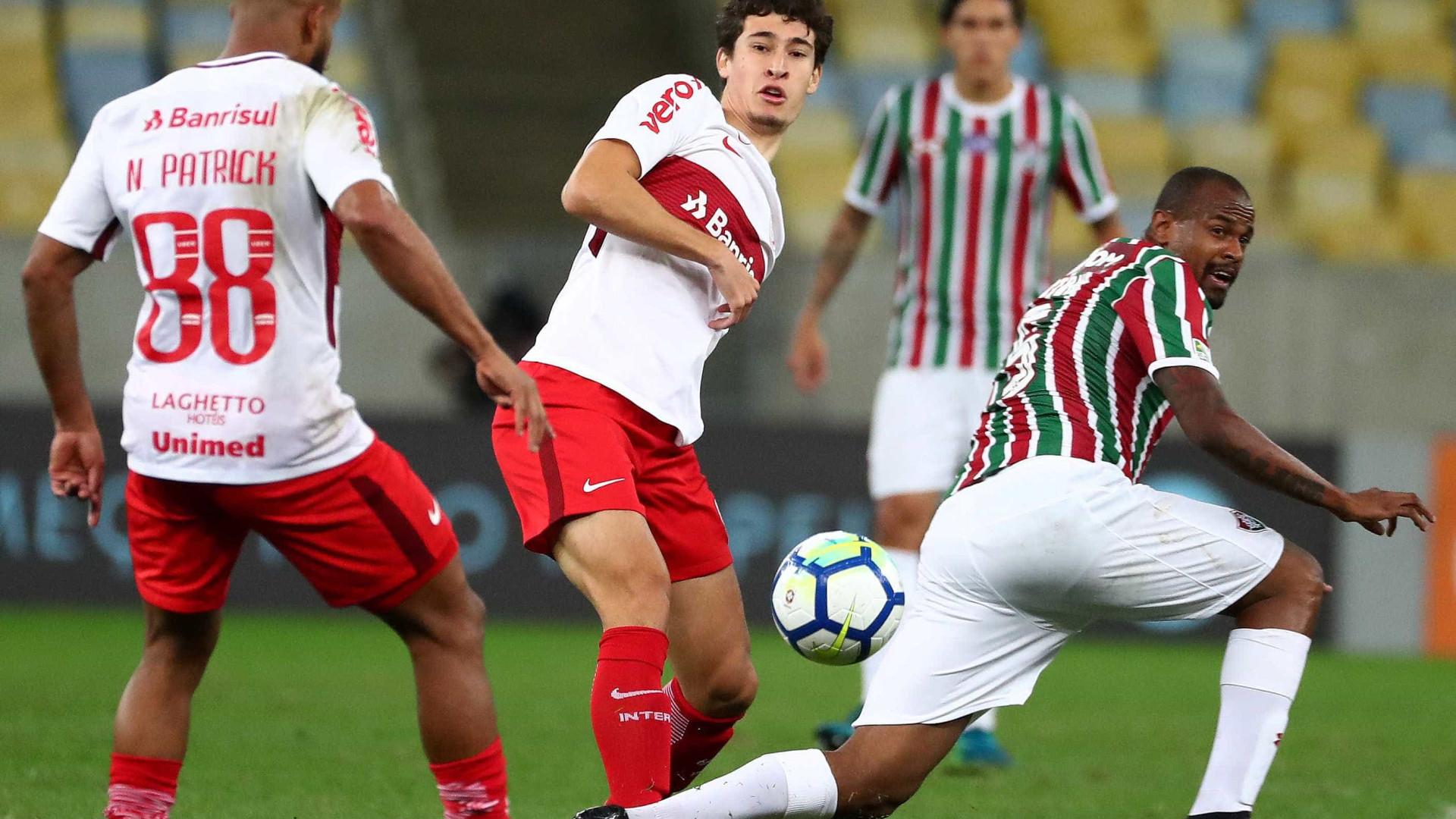 Inter sofre sem Rodrigo Dourado e dependência ameaça rendimento do time