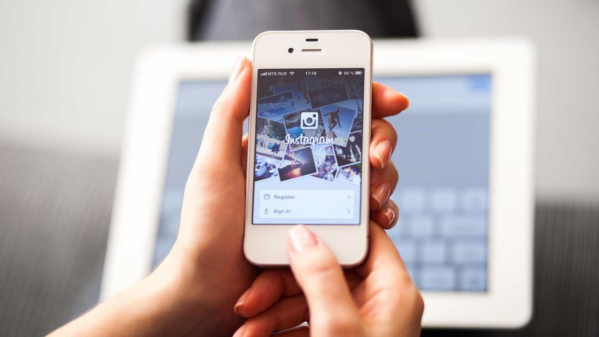Instagram poderá compartilhar geolocalização com Facebook, diz site