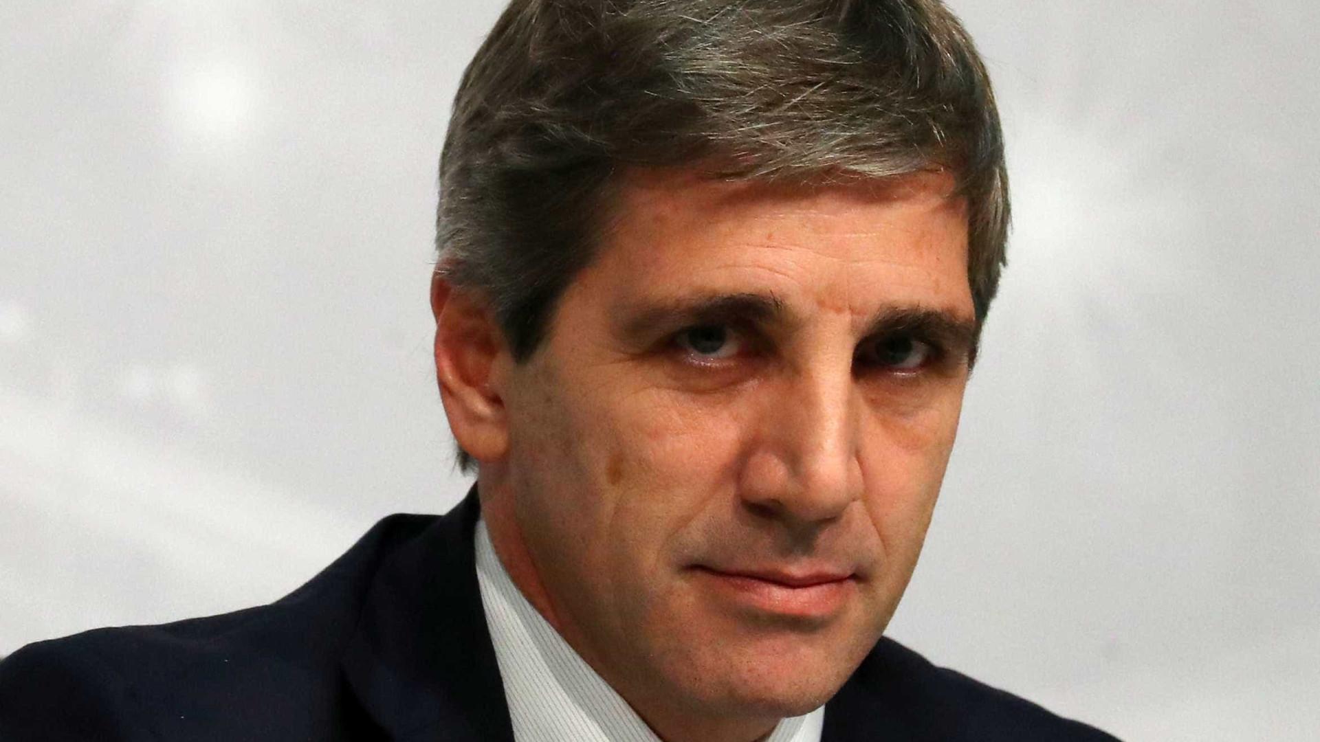 Presidente do Banco Central da Argentina renuncia