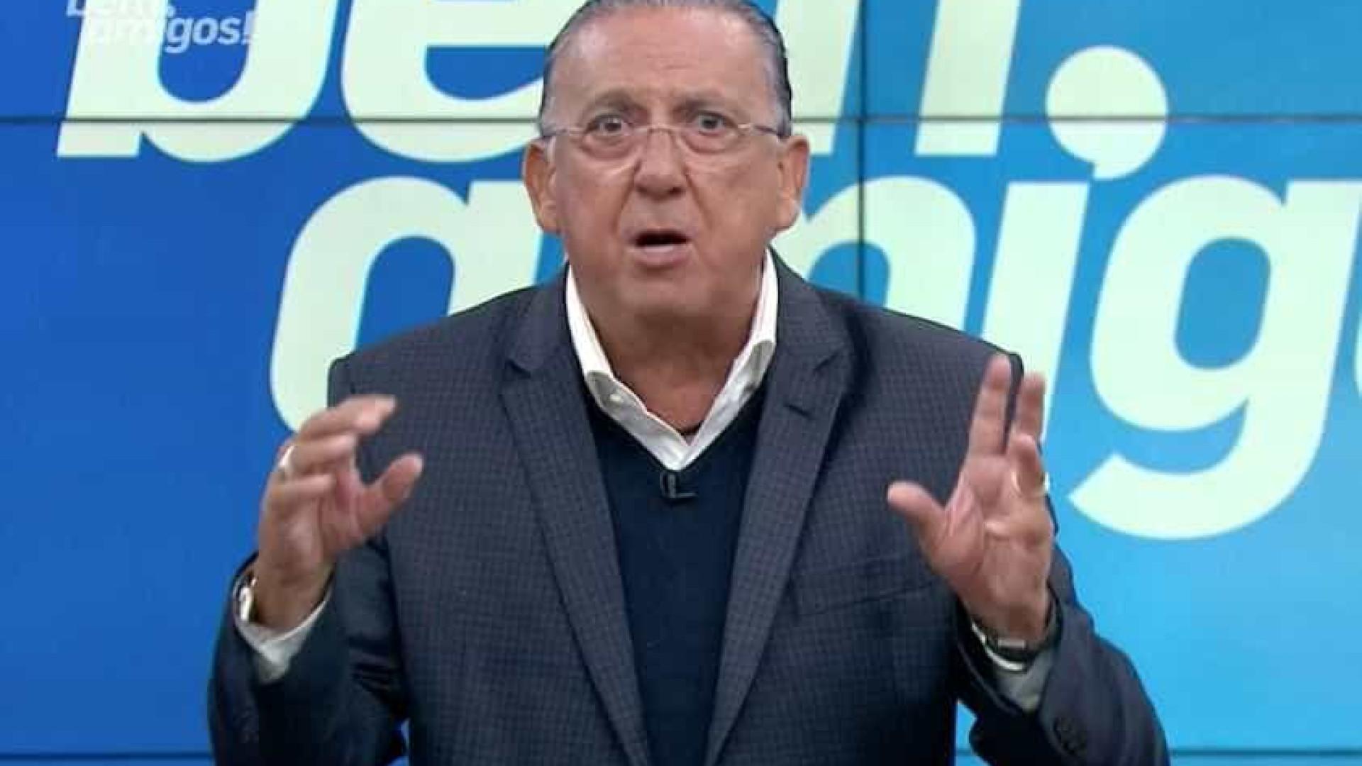 Galvão detona CR7 e Messi por faltarem premiação da Fifa: 'Lamentável'