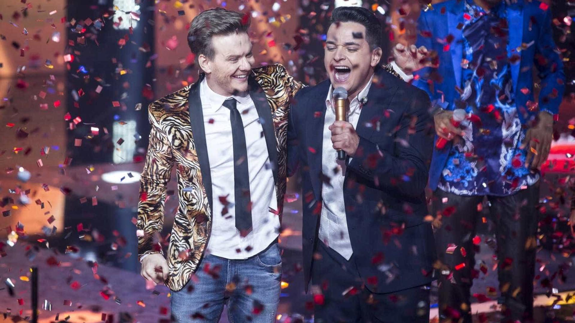 Léo Pain vence The Voice e dá quarta vitória seguida a Michel Teló