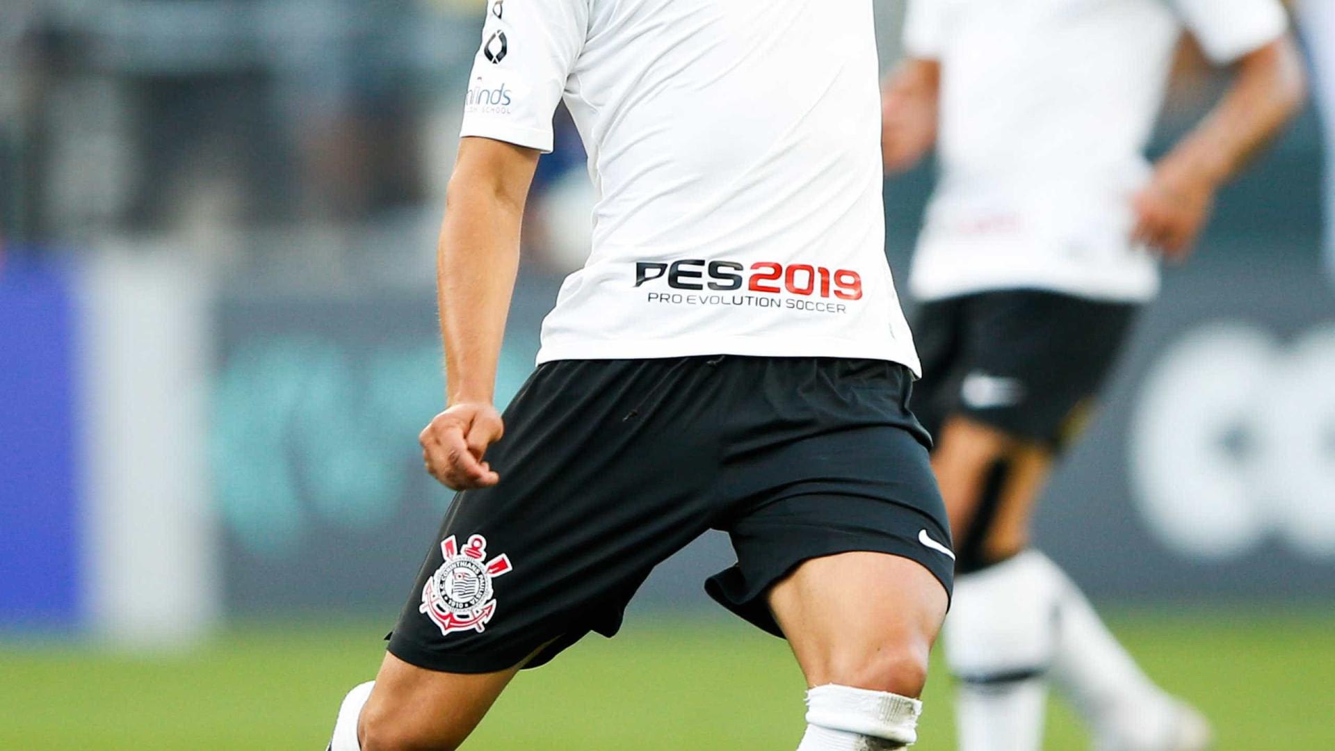 Romero deixa renovação de contrato com o Corinthians para 2019