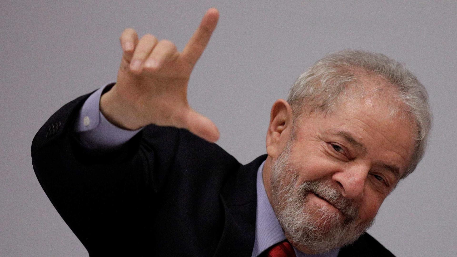 'Bolsonaro só venceu porque não correu contra mim', diz Lula