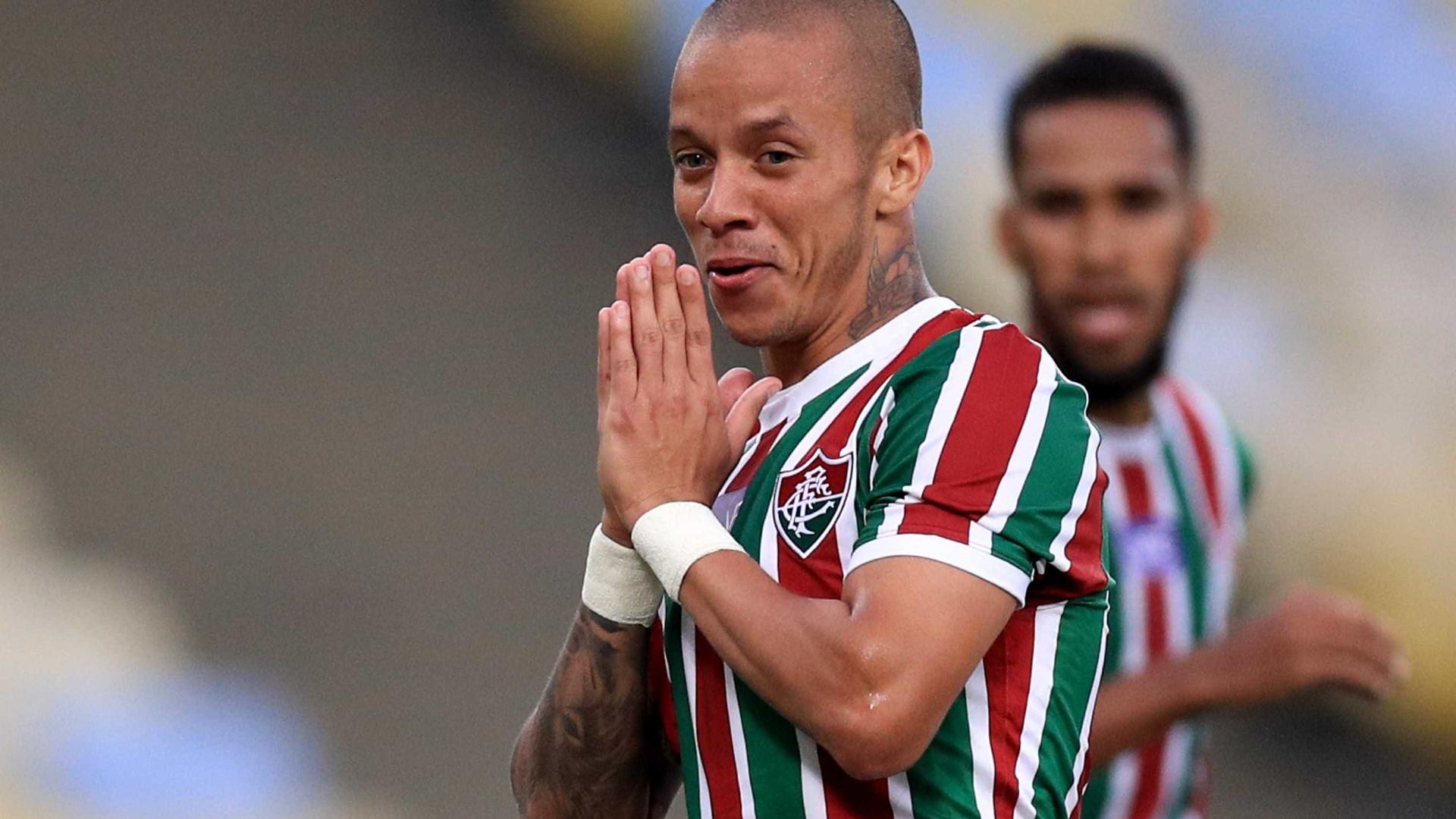 Fluminense inicia duelo pela semifinal contra o Nacional do Uruguai