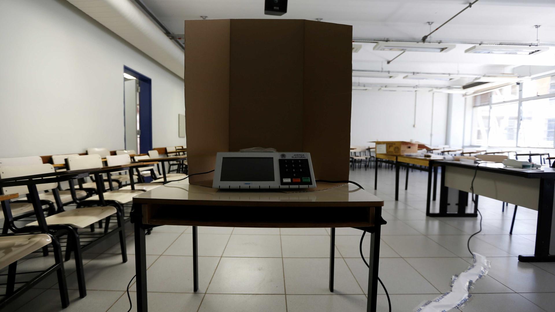 Votação no exterior é encerrada em 16 países