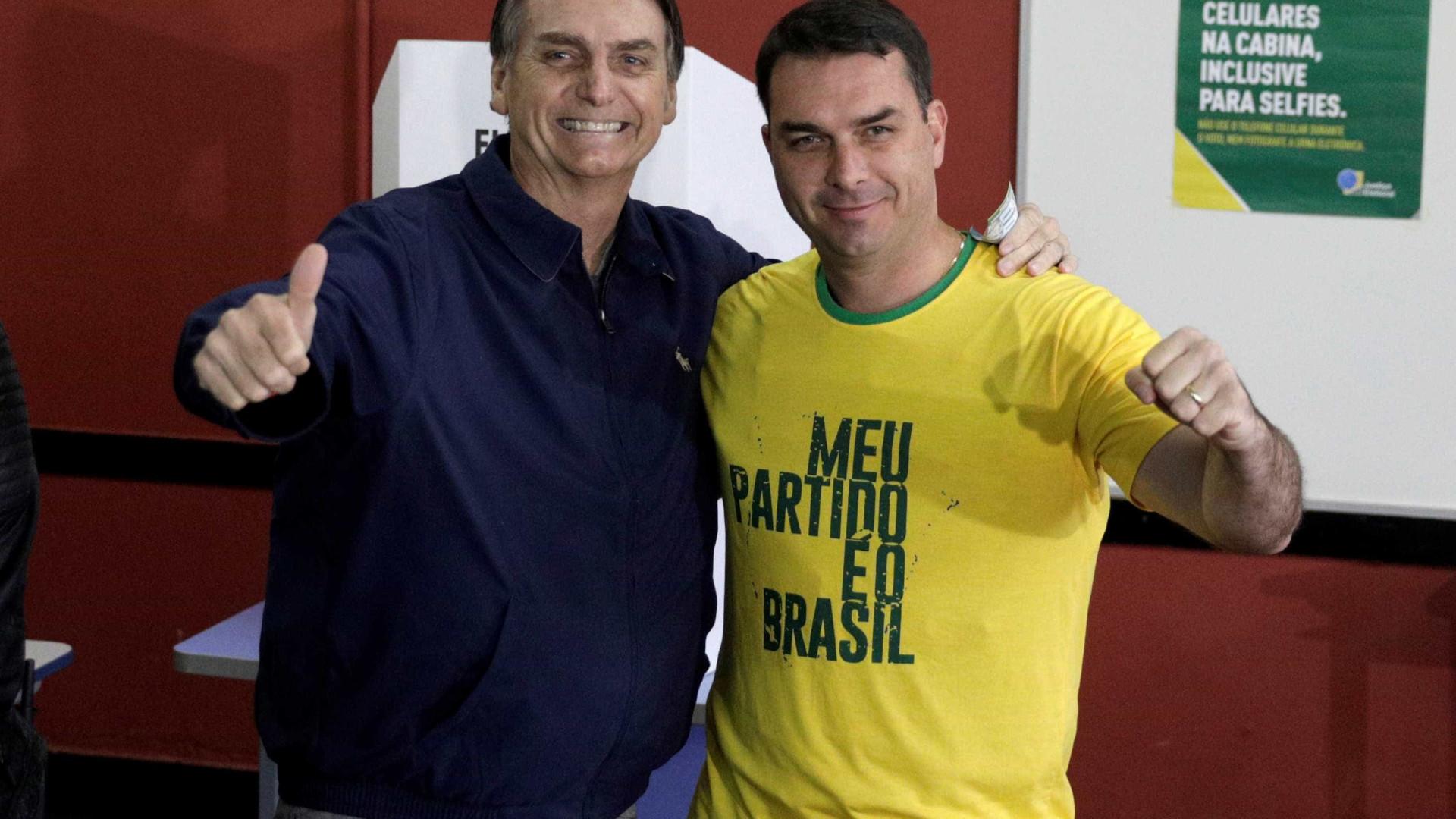 Flávio Bolsonaro também pediu anulação de provas no caso Queiroz