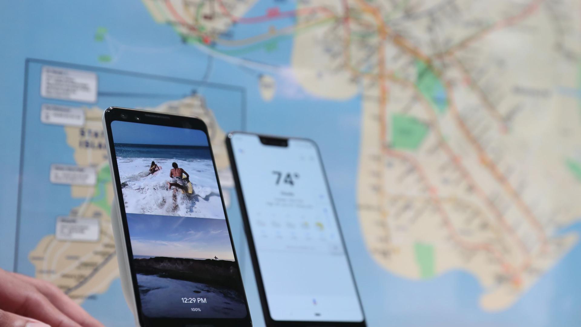 """Pixel 3 tem """"a melhor câmera do mundo"""", diz Google"""