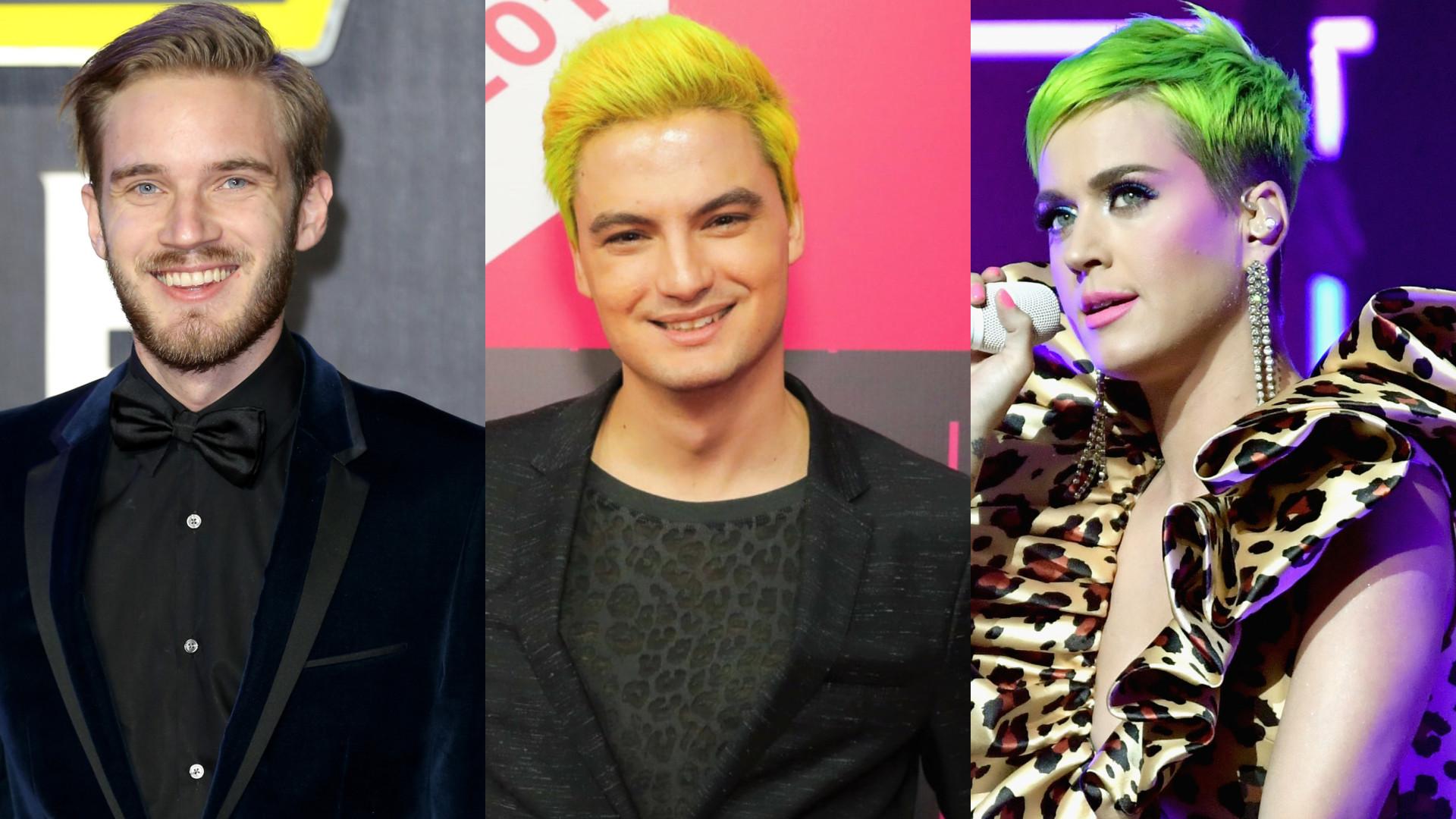 3 brasileiros estão entre os canais de maior sucesso do YouTube; veja