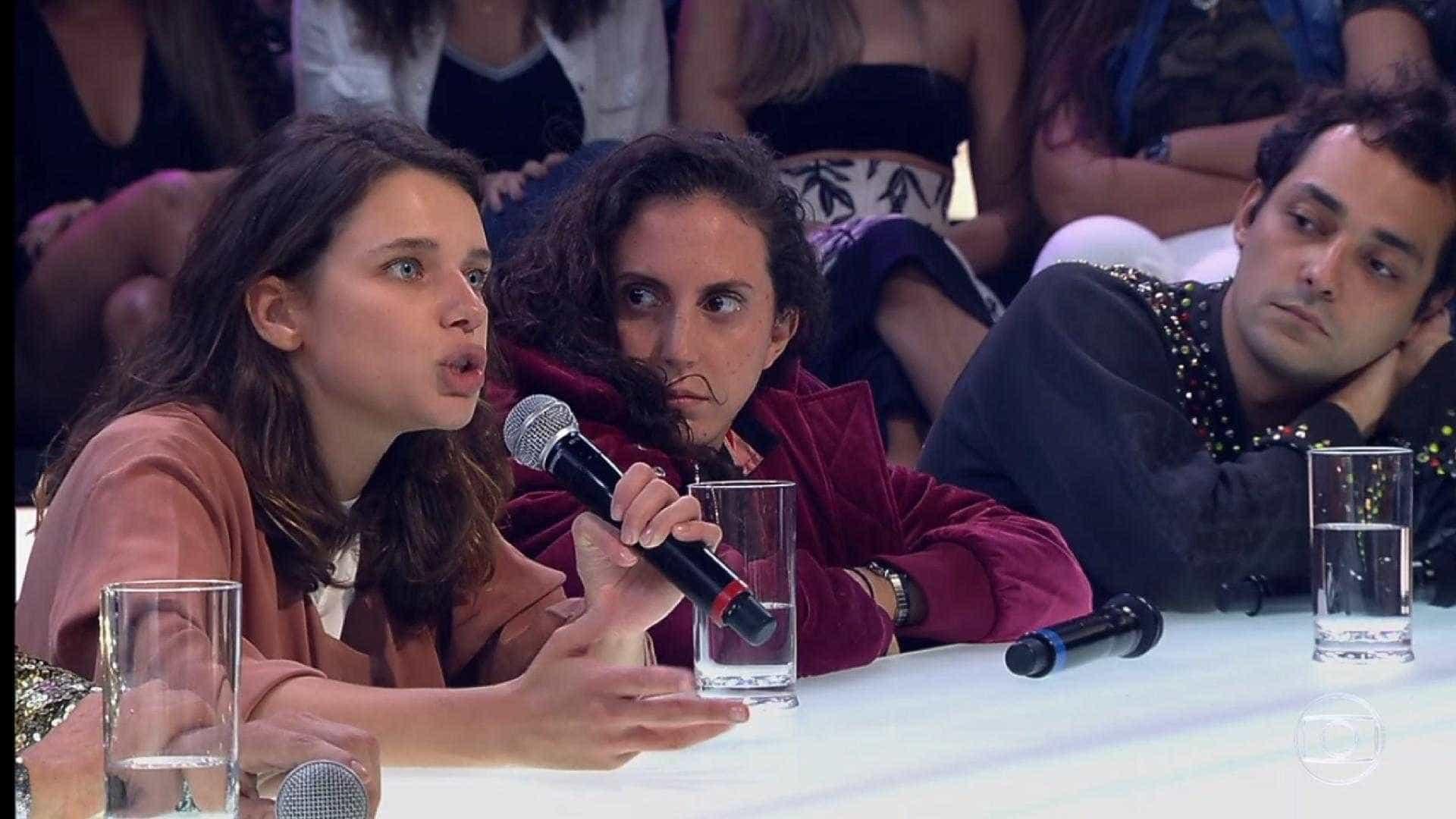 'Não sou só sapatão, sou o que eu quiser', diz Bruna Linzmeyer