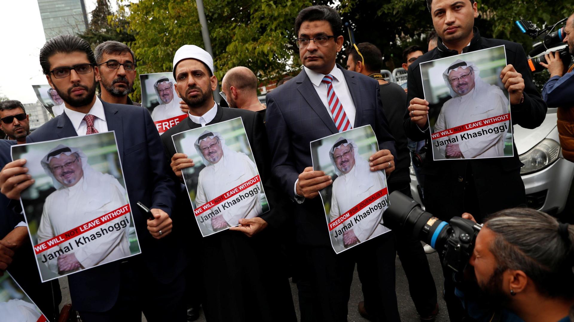 Apple Watch de jornalista saudita teria registros de tortura e morte
