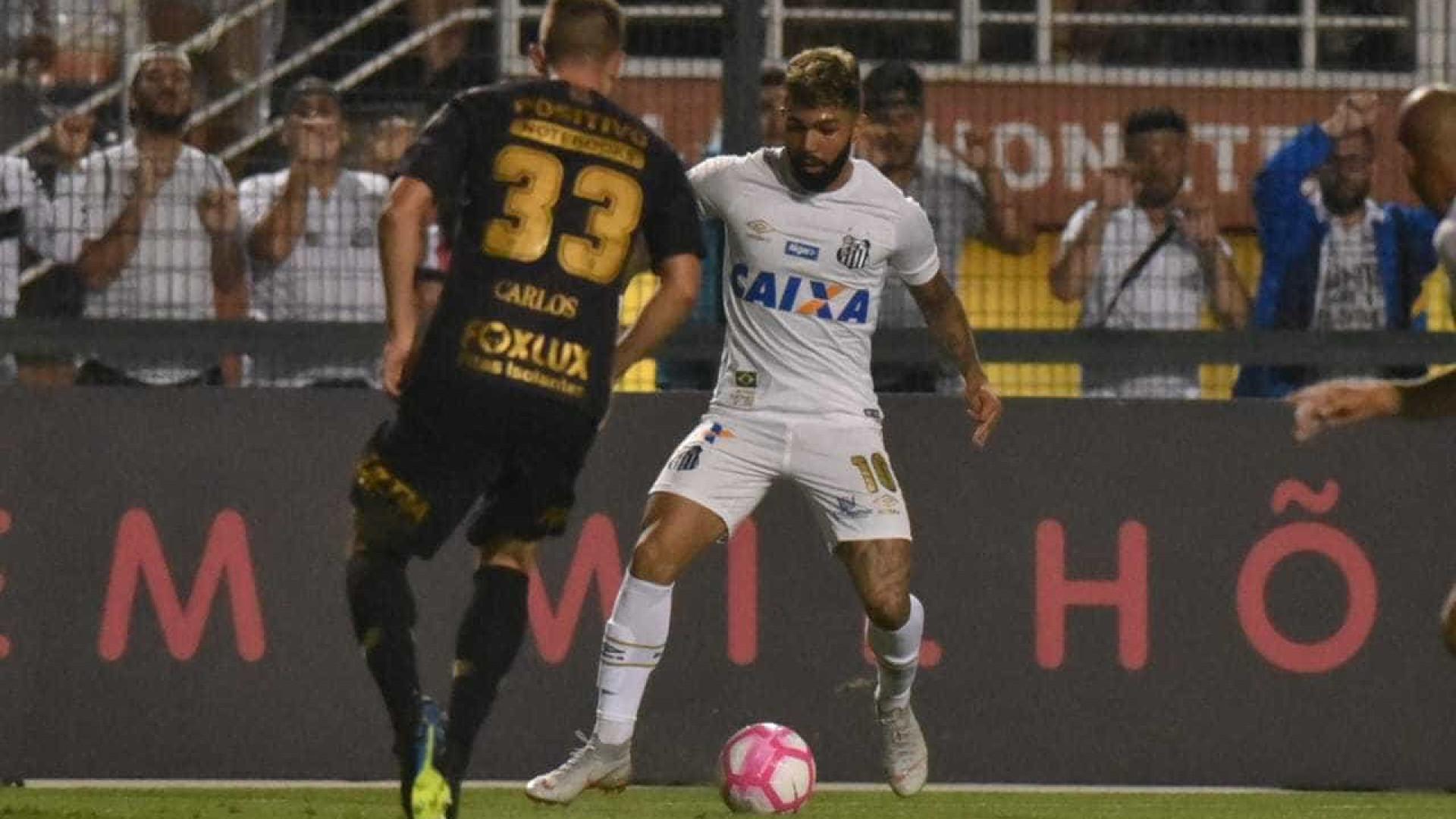 Santos se aproxima do G6 e Corinthians pode ficar perto da degola