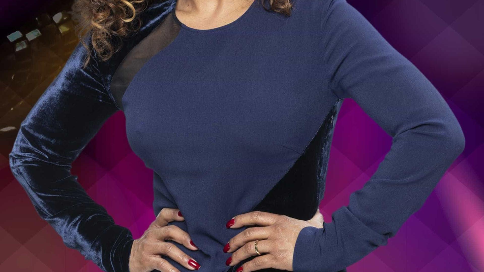 Valeria Valenssa é eliminada do reality Dancing Brasil
