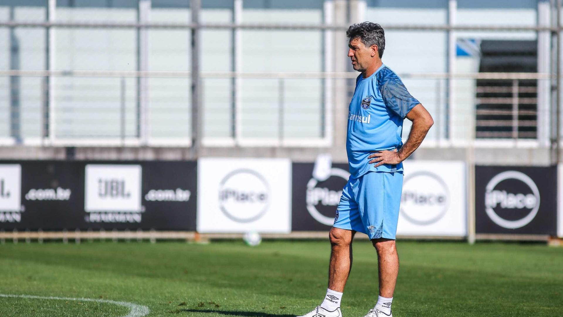 Flamengo já trabalha com nome de Renato como técnico para 2019