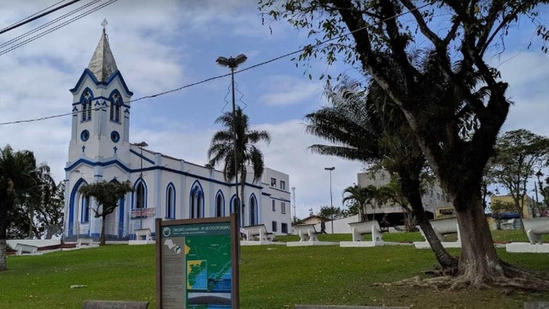 Ladrões roubam dízimo de quatro igrejas no interior de SP