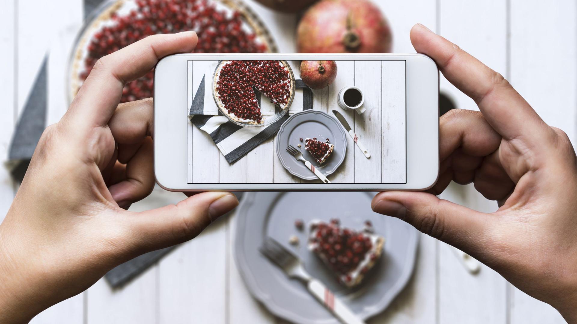Conheça 5 passos para garantir a 'foto de comida' perfeita