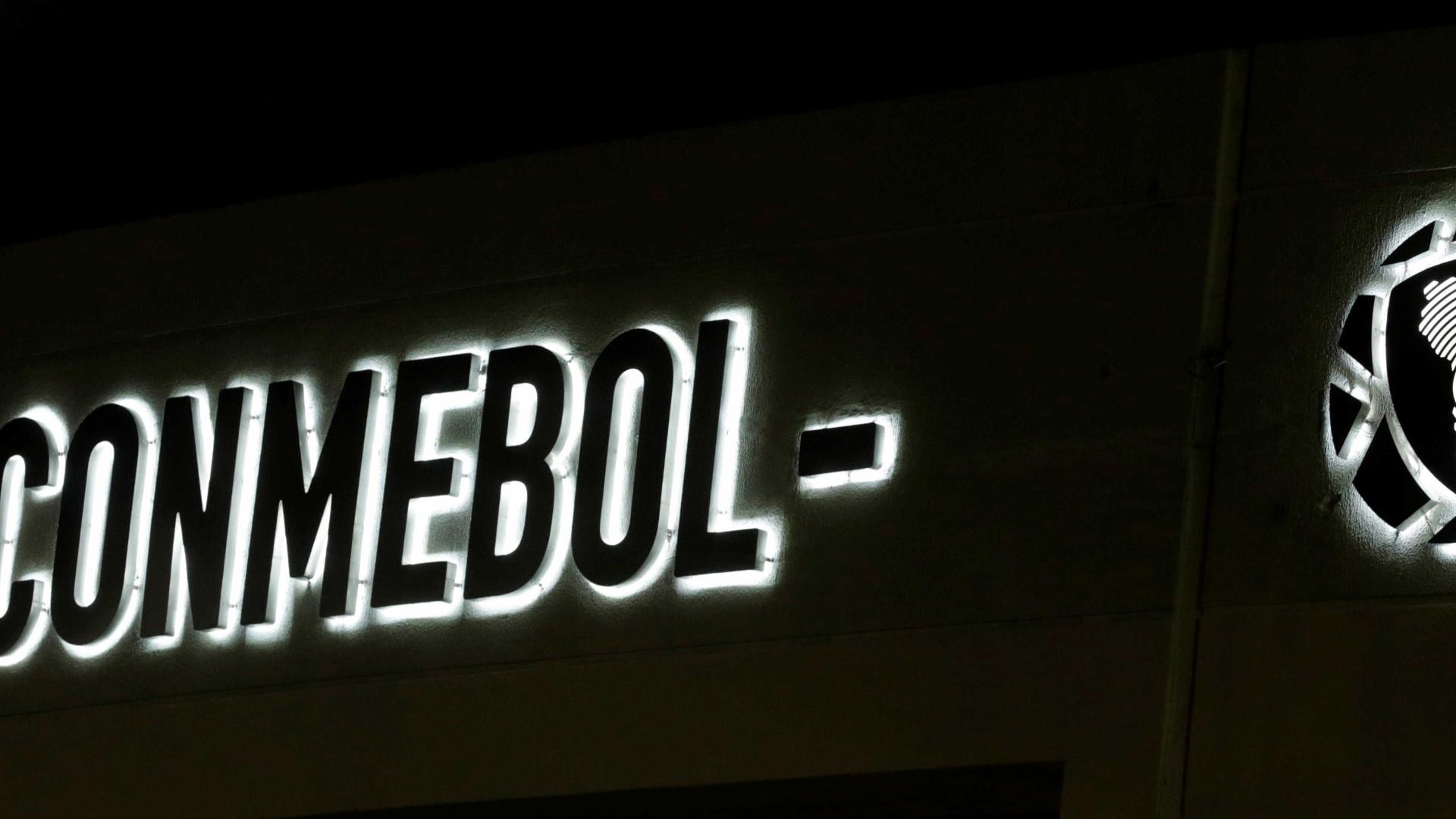 Conmebol acerta direitos de TV para Libertadores e Sul-Americana