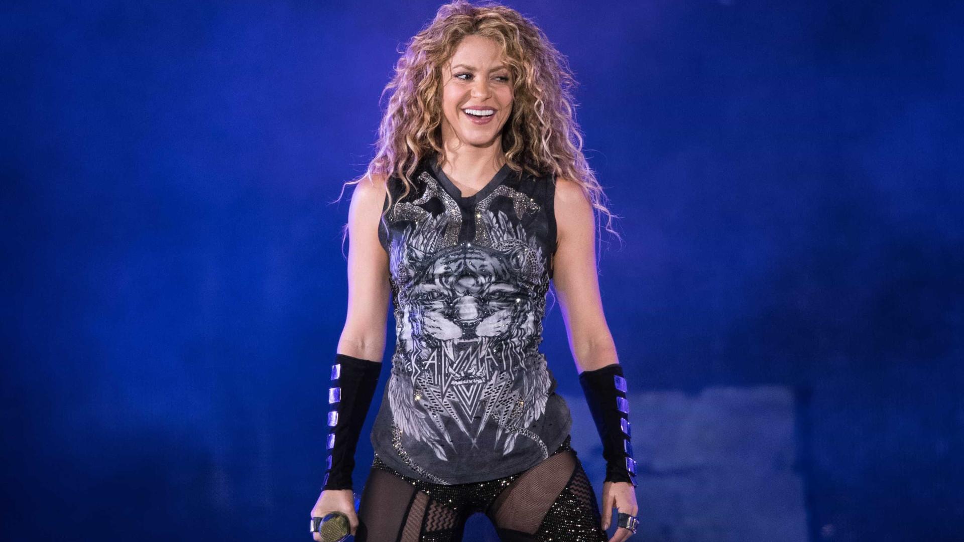 Shakira é denunciada por fraude fiscal na Espanha