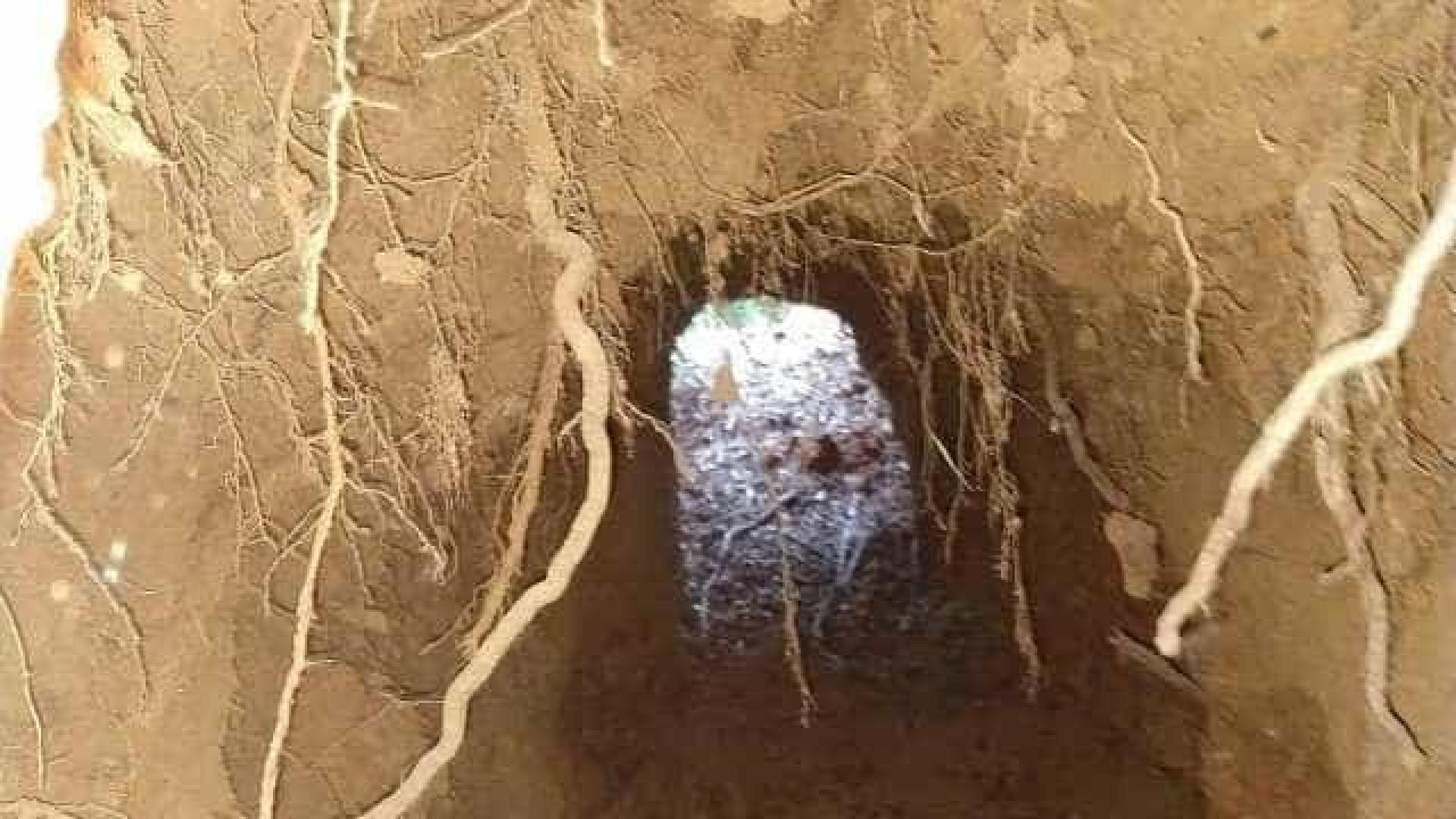 Exército localiza túnel cavado por criminosos na zona sul do Rio
